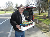 Name: Gary and his new rescue tug.jpg