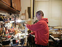 Name: Garth working in the shop.jpg Views: 79 Size: 259.2 KB Description: Garth working in the shop