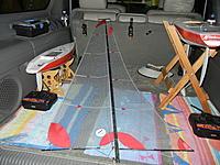 Name: New Chuck Black sails on ODOM mast.jpg Views: 149 Size: 301.7 KB Description: New Chuck Black sails on ODOM mast