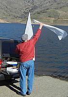 Name: Richard testing wind direction.jpg Views: 58 Size: 136.1 KB Description: Richard testing wind direction