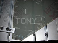 Name: DSCN0896.jpg Views: 336 Size: 168.5 KB Description: cut on polycarbonate, but not cutting cleanly. Think I need to sort some correct tooling.