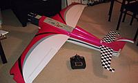 Name: IMAG0044.jpg Views: 92 Size: 119.1 KB Description: Seagull nemesis.. outfitting for racing with 50cc Engine...