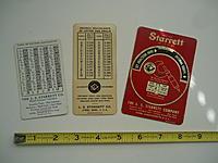 Name: 1 Starrett Spec Reference Cards, 001.JPG Views: 10 Size: 1.90 MB Description: