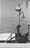 Name: mini-radarmast.jpg Views: 122 Size: 118.3 KB Description: SO-3 Radar on late war PT Boats
