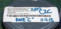 Name: Valspar touchup paint (2).jpg Views: 404 Size: 216.0 KB Description: Gray code