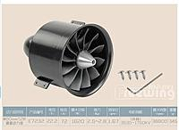 Name: FW 80mm outrunner fan 345g.jpg