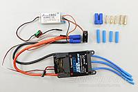 Freewing 8S HV esc with BEC $130