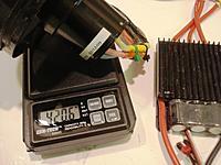 WeMoTec Evo with Neu 1515/1.5Y motor and Hobbywing 120A HV esc
