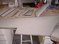 Name: DSCN5501.jpg Views: 227 Size: 46.5 KB Description: first test coat of aluminum paint