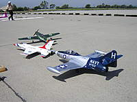Name: DSCN1121.jpg Views: 107 Size: 93.6 KB Description: Panther & F-16 at El Toro MCAS 2005