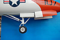 Name: T-45 JL nosegear.jpg