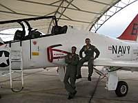 Name: T-45 Goshawk pilots.jpg Views: 2081 Size: 83.6 KB Description: large plane, small pilots