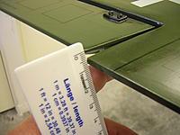 Name: DSCN1216.jpg Views: 100 Size: 129.7 KB Description: 5 mm up trim (refelex) on both ailerons