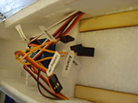 Name: DSC08921.jpg Views: 28 Size: 308.4 KB Description: for some reason wires seem too short to properly reach junction box