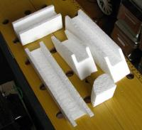 Name: Foam pieces.jpg Views: 256 Size: 73.5 KB Description: Fig 1 - Foam pieces