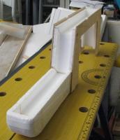 "Name: Fuse.jpg Views: 268 Size: 71.6 KB Description: Fig 1 - Fuselage plywood/foam ""sandwich"""