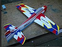 "Name: newultima.jpg Views: 65 Size: 66.5 KB Description: EPP foam 48"" wingspan."