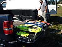 Name: DSCF0022.jpg Views: 97 Size: 87.6 KB Description: Some of tiqueman's boats. RC Kong in the background