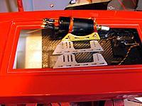 Name: T0019.jpg Views: 126 Size: 96.0 KB Description: New aluminum extended side rails for the motor mount.
