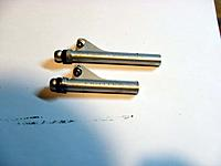 Name: CF0049.jpg Views: 66 Size: 56.9 KB Description: Decided to go with removing a full inch. Even a full sized stub shaft will still have ample clearance before the bend.