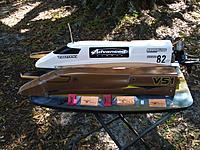 Name: VS1-4.jpg Views: 64 Size: 168.8 KB Description: Extra cowling flex's and prop shaft assm