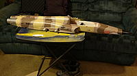 Name: DSC00623.jpg Views: 248 Size: 365.5 KB Description: Front and rear fuselage sections joined using the included glue.