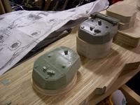 Name: 101_5470.jpg Views: 199 Size: 82.3 KB Description: Big guns right out of hand carved mold.