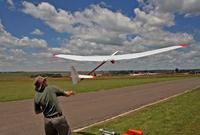 Name: Me next to runway launch.jpg Views: 449 Size: 77.8 KB Description: