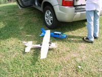 Name: DSC00004.jpg Views: 161 Size: 144.6 KB Description: Cessna com cara de beaver e cessna do colega da asa