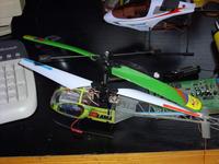 "Name: DSCI0155.jpg Views: 152 Size: 80.7 KB Description: The ""hybrid"" Lama V3 with upper toy blades."