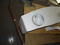 Name: SAM_1570.jpg Views: 245 Size: 111.2 KB Description: The back end both cut in line using gravity , to get a clean verticle cut.