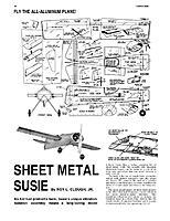 Name: Sheet Metal Susie Plane Plans.jpg Views: 103 Size: 68.9 KB Description: