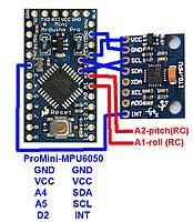 Name: GY-521 breakout board_MPU6050gyroAccel.jpg Views: 1259 Size: 129.7 KB Description: