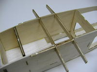 Name: botmpars.jpg Views: 342 Size: 53.7 KB Description: Bottom spars and ribs glued in place.