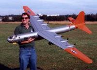 Name: John Considines B-36( Holding it).jpg Views: 1054 Size: 21.9 KB Description: