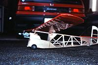 Name: 1989 11-25 RC Aeronca C2 Model uncovered driveway Honda-1762.jpg