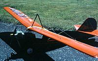 Name: 1991 7-30 Aeronca C2 from above RC in driveway-2107.jpg