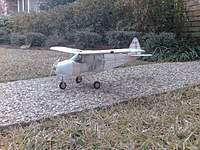 Name: Tri-Pacer - ready for first flight.jpg