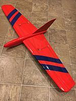 Name: a10407369-199-EC1C94CF-A104-413A-A443-811401DAB6E7.jpg Views: 54 Size: 472.8 KB Description: Finished plane. 15.6oz
