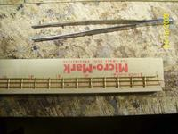 Name: Athena rails 006.jpg Views: 135 Size: 105.8 KB Description: Bottom rail in place and third rail also inplace.