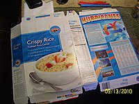 Name: Woodie scratch build 003.jpg Views: 314 Size: 97.7 KB Description: Cereal box for patterns.