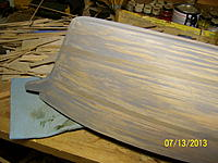 Name: Cutty Sark RC hull sanding 001.jpg Views: 68 Size: 212.4 KB Description: