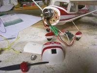 Name: Cessna_Guillows_16_Aoxing_outrunner.jpg Views: 173 Size: 48.5 KB Description: Perfect fitting little Aoxing outrunner installed a few weeks back.  About 100% overpowered.