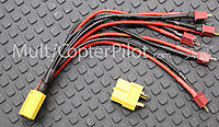 Name: Scarab_airFrame_8875.jpg Views: 346 Size: 130.0 KB Description: SCARAB wiring harness - 4 lines for engines/ESC and one line for LED strips