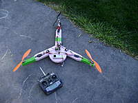 Name: misc 078.jpg Views: 304 Size: 100.4 KB Description: Foam body- this one didn't last to long because the gyro's just were not up to the task (GWS pg-03 rate gyro's) I liked the look though.