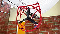 """Name: IMG_1966.JPG Views: 105 Size: 2.19 MB Description: 2211 2300 Kv motor with 10 A reverse ESC, 5"""" 3 blades prop and 2S 950 mAh battery"""