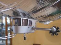 Name: jomod2-2.jpg Views: 801 Size: 66.0 KB Description: My second rc blimp, modified 1:32 gondola
