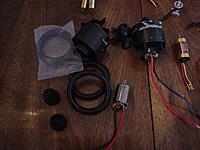 Name: DSC01980.jpg Views: 162 Size: 244.5 KB Description: 2 55mm edf with new brushed motors and an unused ammo bl inrunner 4040kv ($45)