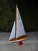 Name: P1010952.jpg Views: 313 Size: 86.5 KB Description: New sails look so nice and white.  Also added a boom vang.