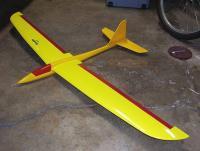 Name: Super Talon w Filip wing finished 001.jpg Views: 144 Size: 69.2 KB Description: Super Talon as built.